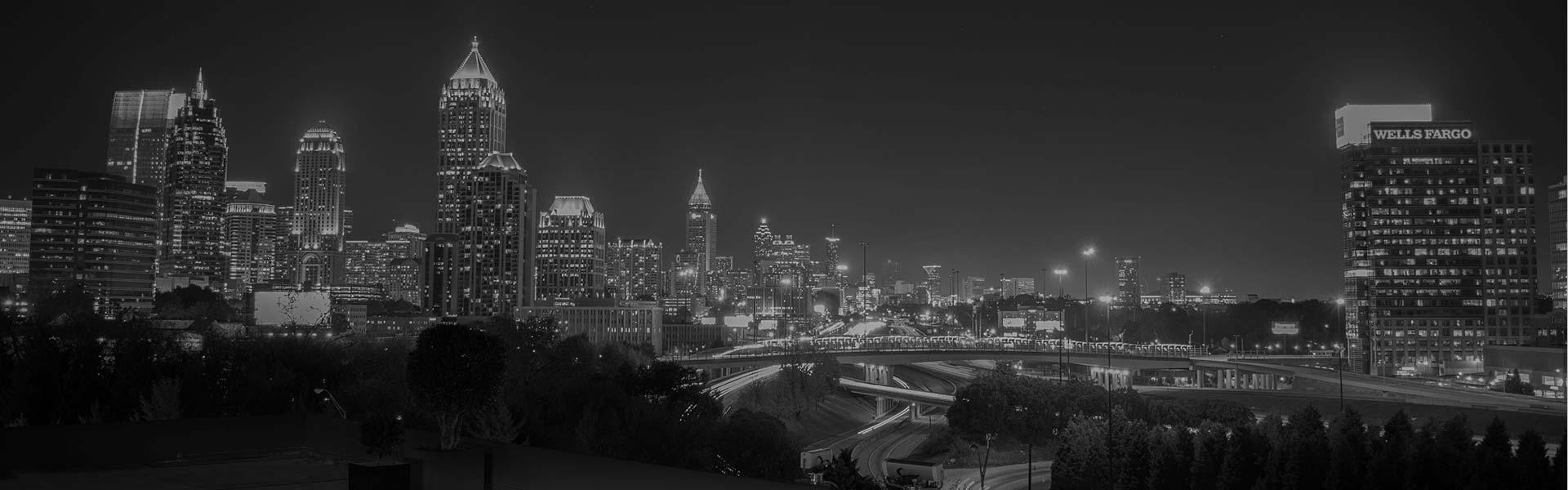 Atlanta Skyline - Why AFC Header Image