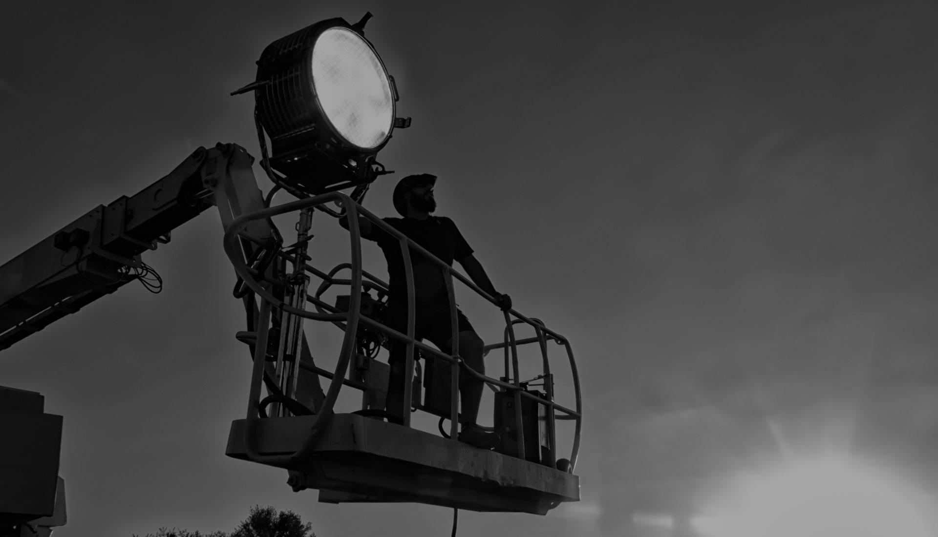 Film Production Crane